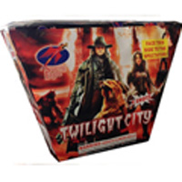 Twilight City Fireworks For Sale - 500g Firework Cakes